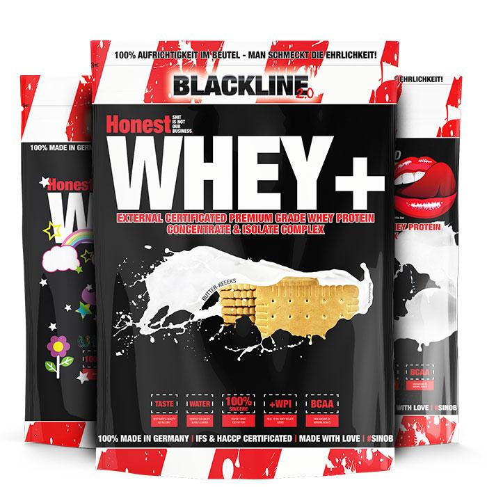 black line protein